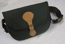 Green Canvas Speed loader Cartridge Bag Pigeon Rough Shooting RRP £20