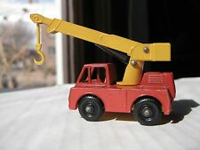 Vintage Matchbox Lesney No. 42c Iron Fairy Crane - Excellent Condition