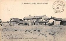 CPA 34 VALRAS PLAGE CHALETS