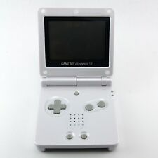 Newly Refurbished Nintendo GameBoy Advance SP in White - Free Shipping