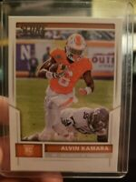 ALVIN KAMARA 2017 PANINI ROOKIE SCORE ROOKIE CARD #375 MINT! NO SAINTS