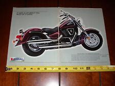 2000 SUZUKI INTRUDER LC 1500 - ORIGINAL 2 PAGE AD