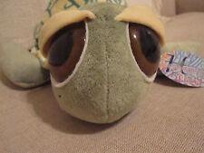HTF Fiesta Hennatude TATTOO Turtle / Tortoise Stuffed Animal Tribal Design NEW