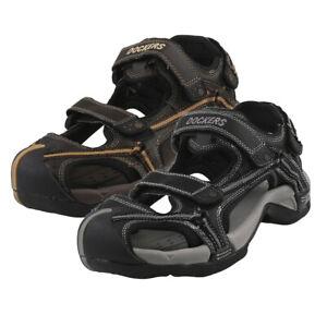 NEU Dockers Herrenschuhe Schuhe Herrensandalen Sandaletten Outdoor Trekking