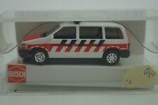 Busch Modellauto 1:87 Chrysler Voyager Feuerwehr Nr. 44606