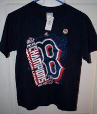 Boston Red Sox 2013 World Series Champions Majestic Youth T Shirt Size M  NWT