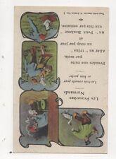 Les Proverbes Normands 1919 Postcard France 709a