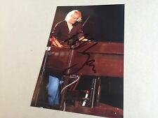 PHIL LANZON URIAH HEEP signed In-Person Photo 10x15 Autogramm
