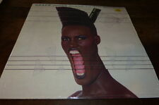 "GRACE JONES - Vinyle Maxi 45 tours / 12"" !!! SLAVE TO THE RHYTHM !!! 12IS206 !!!"