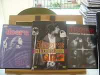 DOORS COLLECTOR'S EDITON WITH 2 DVD LIVE EUROPE 1968 + SOUNDSTAGE PERFORMANCES