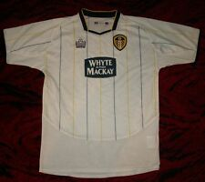 Leeds United / 2005-2006 Home - ADMIRAL - JUNIOR Shirt / Jersey. Age: 13/14; JXL