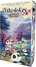 Takenoko Chibis Expansion Panda Board Game Asmodee ASM TAK01 Family