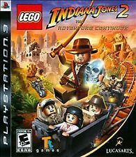 LEGO Indiana Jones 2: The Adventure Continues (PlayStation 3) Works Great
