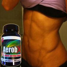 Pro Force AerobX XTREME Thermogenic Factor Fat burner Bodybuilding Nite Burn !!!