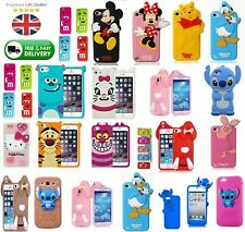 Phone Kids Cover ~ Rubber 3D Fun Case ~ For Samsung Galaxy & Apple iPhone Models