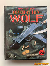 OPERATION WOLF Taito Nintendo Famicom NES JAPAN