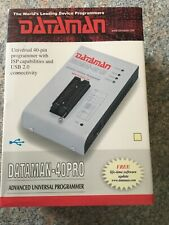 Genuine Dataman Universal 40-pin Programmer With ISP Caapabilities And USB 2.0 C