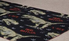 Dinosaur Battles Betterdreams Collection T Rex Fleece Blanket BNWT Free Delivery