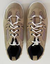 Airwalk men's shoes size 101/2 US, 43 1/2EUR beige original laces leather EUC