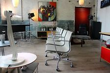 HERMAN MILLER EAMES ALUMINUM GROUP MANAGEMENT CHAIR MESH (6 Available)