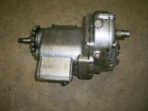 Triumph Preunit Transmission 4 Speed 650cc TR6 1959 BA