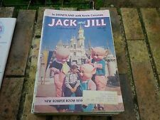 JACK and JILL MAY 1960 USA VERY GOOD, TRES BON ETAT, NO complet GAMES
