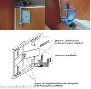 Falttürsystem mit kugelgelagerten Rollen   sehr stabile Ausführung