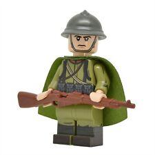 Lego Custom WW1 ITALIAN SOLDIER -Full Custom Printing NEW Brickarms Mosin