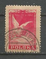 POLAND, USED, SCOTT # 369