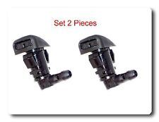 Set of 2 Windshield Washer Nozzle Front fits2005-2010 Jeep Grand Cherokee