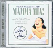 MAMMA MIA! Original Cast ABBA Special Edition Dancing Queen SOS Mama Waterloo CD