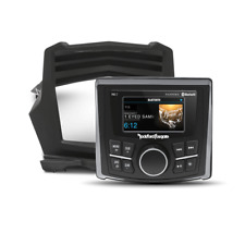 Rockford Fosgate X3-Stage1 Pmx-2 Receiver & Dash Kit For Can-Am Maverick X3