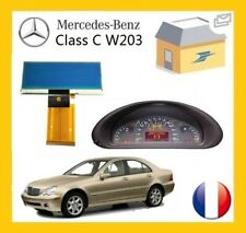 Mercedes Benz W203 C-Class Cluster LCD Screen Display 2000-04 LCDs-BENZ-W203 B2