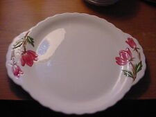 Canonsburg Pottery American Beauty 13 1/2 inch Platter