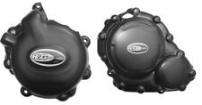 R&G Engine Case Cover PAIR Suzuki GSX R600/750 2006 K6 2007 K7 KEC0001BK Black