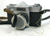 Mamiya Sekor 48mm  Camera 35mm Film Japan Untested