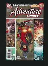Adventure Comics #506, Variant Cover, High Grade