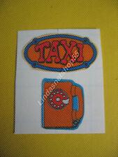 Custom Sticker Aufkleber für Lego Fabuland Set 338 Taxi Station Haus innen/außen