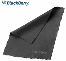 BLACKBERRY TABLET SIZE GENUINE MICROFIBRE CLEANING CLOTH TEN PACK LINT FREE