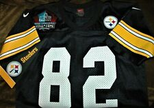 John Stallworth jersey! Pittsburgh Steelers YOUTH medium Hall of Fame patch NWT!