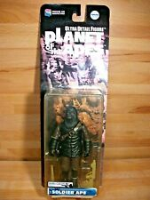 Planet Of The Apes Soldier Ape with different rifle Ultra detail figure  NEW