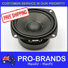 """4"""" 30WRMS 4 Ohms PA DJ Speaker Subwoofer Sub Driver 4 Inch Quality Woofer"""