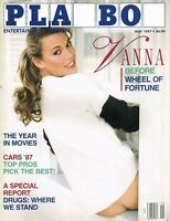 Playboy May 1987 / Vanna White / Diary of a Hollywood Starlet