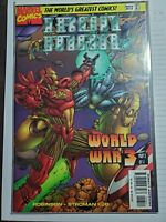 Iron Man #13 FN 1997 Marvel Comic Heroes Reborn