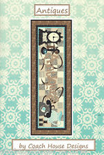 Table Runner Pattern ~ ANTIQUES ~ by Coach House Designs