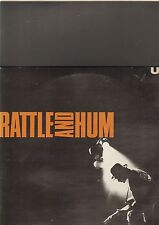 U2 - rattle and hum LP