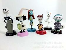 Nightmare Before Christmas Jack e ZERO Figura Bel Regalo Per Decorazione Auto
