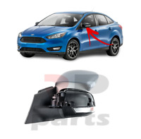 FOR FORD FOCUS 10-18 NEW WING MIRROR 6 PIN INDICATOR FOR PAINTING LEFT N/S LHD