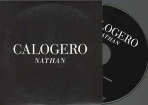 Calogero Nathan Cd Promo