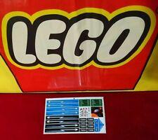 "Vintage LEGO 4561 9v Express Train ""STICKER SHEET"" (72645/4118679) Rare New 1998"